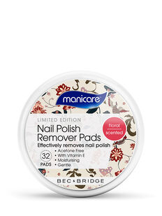 Limited Edition Nail Polish Remover Pads - Bec & Bridge