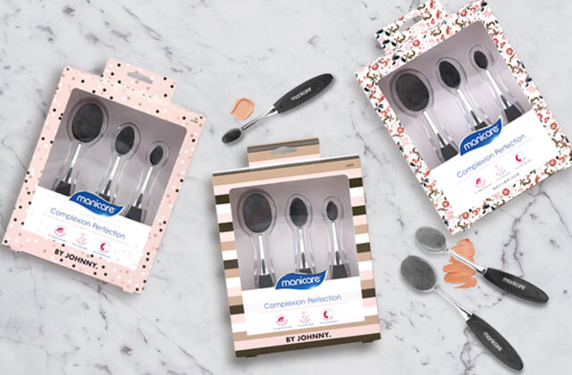 Manicare Limited Edition Brush Kits