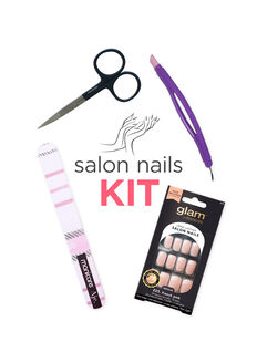 At Home Salon Nail Kit