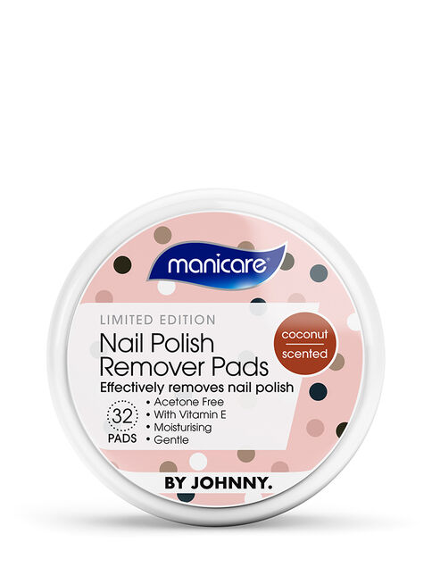 Manicare Nail Polish Remover Pads Review   Hession Hairdressing