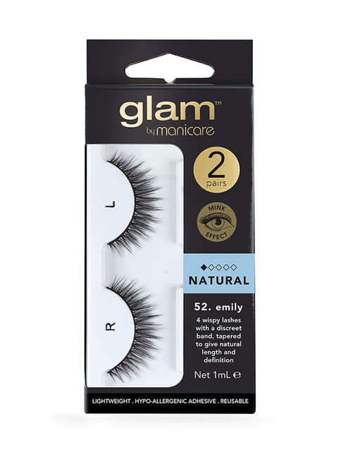 52. Emily Mink Effect Lashes 2 Pack