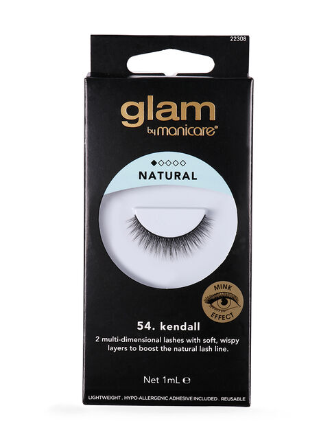 56. Kendall Mink Effect Lashes