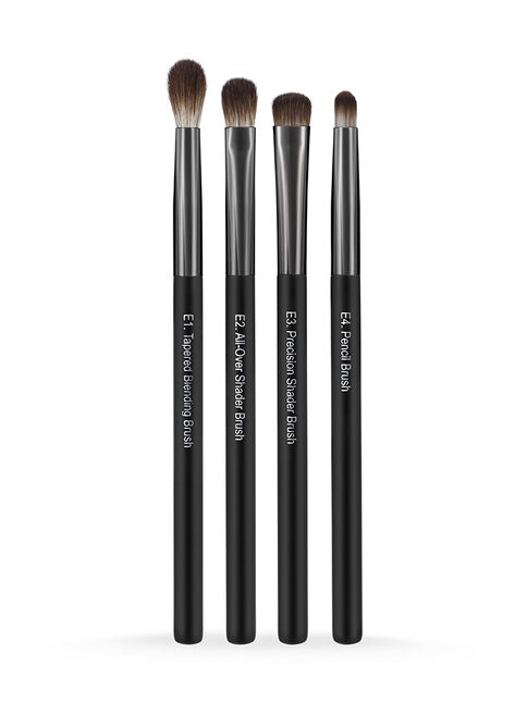 Glam by Manicare® Pro Essential Eye Brush Set