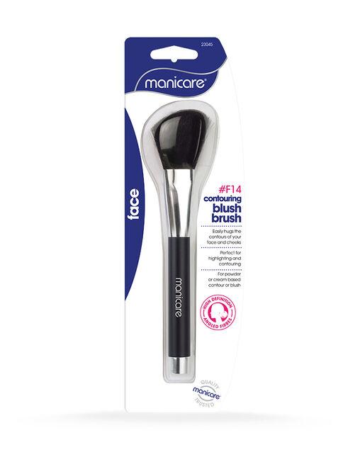 F14 Contouring Blush Brush