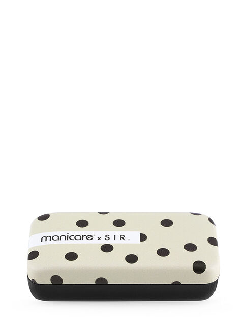 Limited Edition 5 Piece Grooming Kit - Polka Dot