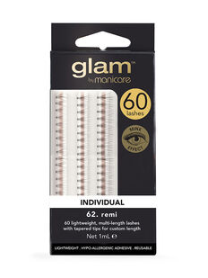 62. Remi Individual Mink Effect Lashes