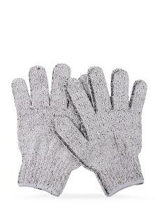 Charcoal Detox Exfoliating Gloves