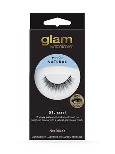 51. Hazel Mink Effect Lashes