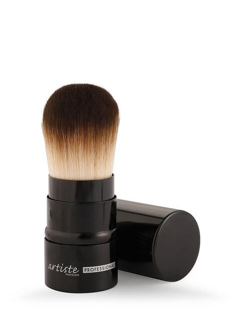 Retractable Kabuki Brush