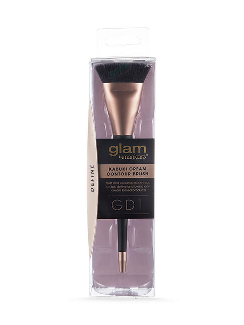 GD1 Kabuki Cream Contour Brush