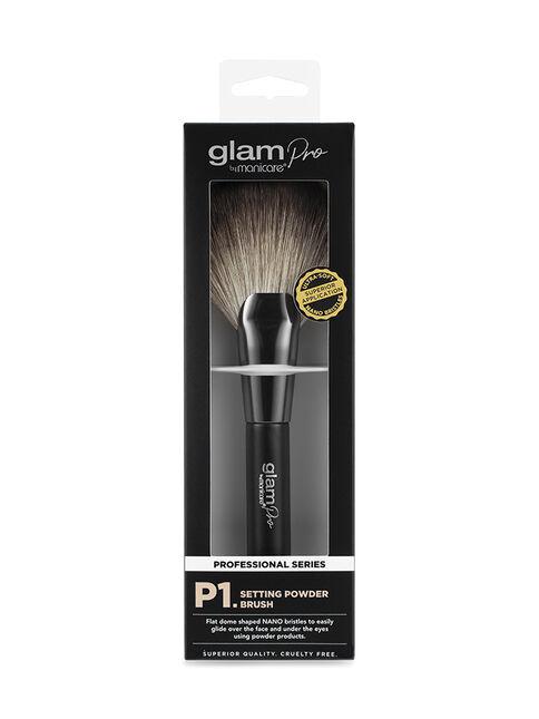 Glam Pro P1. Setting Powder Brush