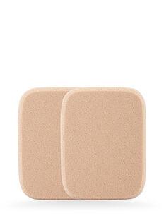 Foundation Sponge, Brown Rectangle Latex, 2 Pack