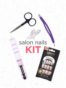 At Home Salon Nail Kit