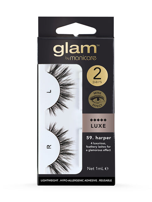 59. Harper Luxe Lashes 2 Pack