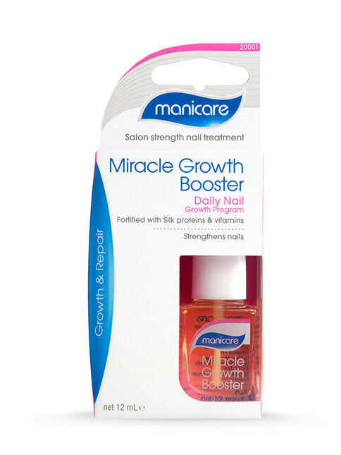 Miracle Growth Booster