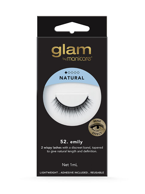 52. Emily Mink Effect Lashes