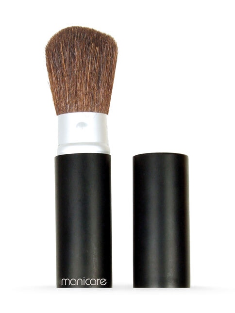 Retractable Powder Brush