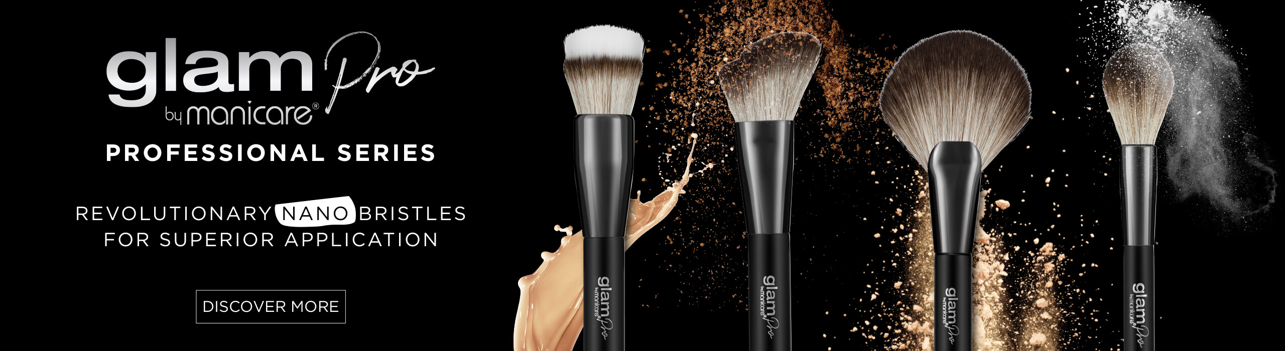 Glam Pro Makeup Brushes